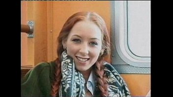 Red Head On Train 4 Min