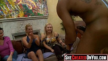 48 Pretty crazy Cheating whores suck of stripper at cfnm party51