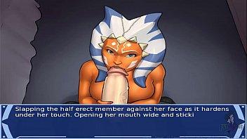 Star Wars Orange Trainer Part 28 cosplay bang hot xxx alien girls