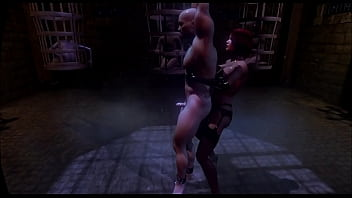 Citor3 Femdomination 2 3D VR game walkthrough 3: The Prison | story, dungeon, strapon, mistress