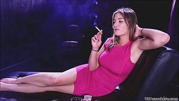 Smoking Fetish - Forty Four Minutes - Amber Preview Clip Compilation