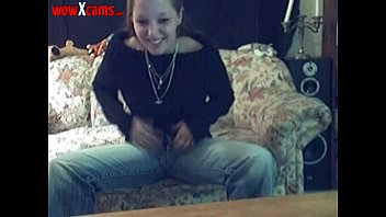 My Girlfriend 20 Years Old Showing For Me On Web Cam