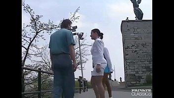 Private Video Magazine threesome in the Anal Park 5 min