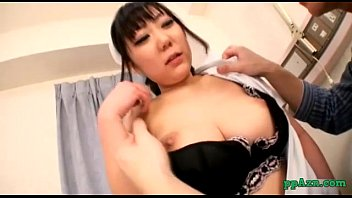 Busty Asian Nurse Getting Her Tits Rubbed Rubbing Patient Cock With Her Tits Cum