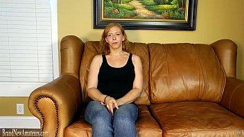 Casting couch milf cum shot - Mom on casting couch masturbating then giving a blowjob