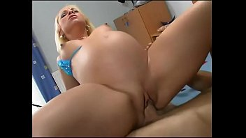 Pregnant Blonde Wants A Big Cock In Her Pussy!