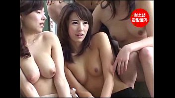 Nude breasts video - Korean big tits lee hae-yeon group nude 미녀군단 이혜연 누드