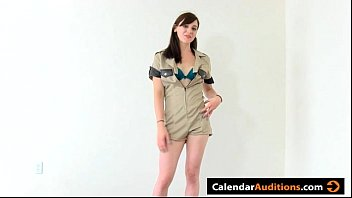 Cute Teen Fucks On Camera For First Time