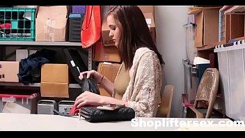 Mom & Daughter Caught & Fucked For   Shopliftersex.com