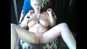 Mature Russian bitch. Private masturbation …))