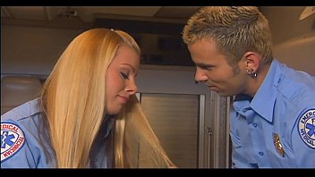 Free download video sex Uniformed babe fucking in the back of an ambulance in TeensXxxMovies.Com