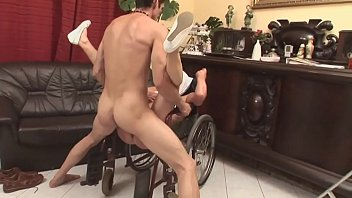 I penetrated my grandmother's old pussy while I was filming