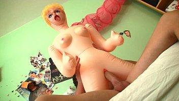 Teen Kiki Caught Her Friend Fucking A Sex Doll!