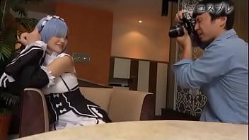 [Ouo.io/zauako] Reエロ淫乱メイドコスプレイヤー ゆうり メイド 美少女 単体作品 コスプレ サンプル動画