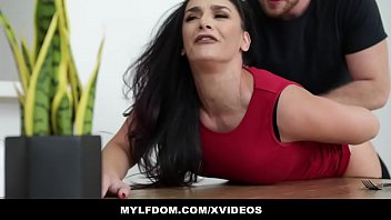 MYLFDOM - Submissive Mom (Sheena Ryder) Gets Spanked