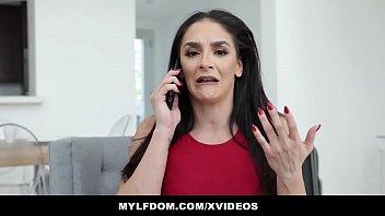 Mylfdom - Submissive Mom (Sheena Ryder) Gets Spanked