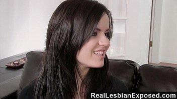 Amateur Lesbian Foursome