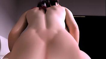 Umemaro 18 Full HD [DeityHelles] Mari's Sexual Circumstances (3D Hentai)