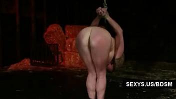 big ass spanked
