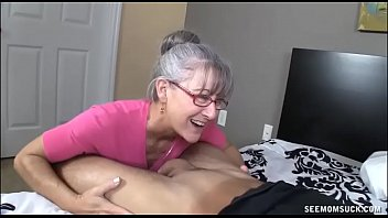 Moms young cock Moms love for young cocks makes his day