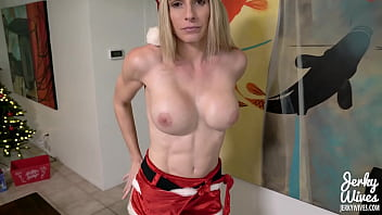 Step Mom Wants a Christmas Creampie - Cory Chase