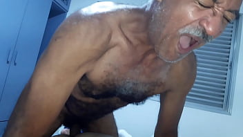 Older Daddy Fucking Passive