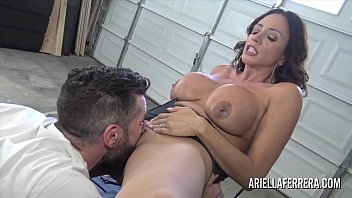 Cum on bush Ariella ferrera pays the bills with her hot fuck hole