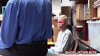 Security Blackmailing Incident Featuring Arie Faye, Tommy Gunn