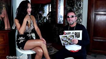 Interview Pornstar - Cristina Miller