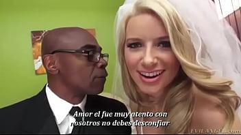 Anikka albrite noche de bodas vs Botones Negro con Polla Enorme - video completo aqui - https://vidoza.net/etq7ul0ijad0.html