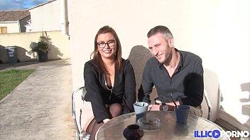 Alexia and John a couple who love hard fucking