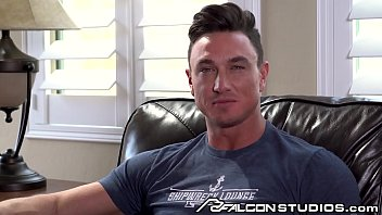 Cade Maddox & Josh Moore Double-Team Twink On Gay Reality Show - FalconStudios 13 min