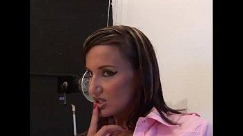 Italian tv newswoman breasts Redlight0041 01