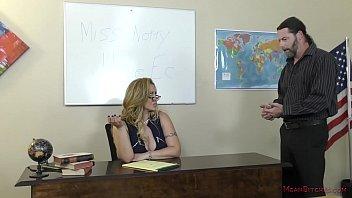 Bully Teacher - Eva Notty Femdom