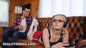 Teens love Huge COCKS - (River Fox, Ramon Nomar) - High Scoring Pussy - Reality Kings