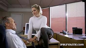 Secretarys day xxx - Private.com - british babe sienna day fucks her boss