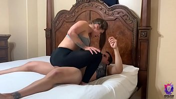 Yoga instructor gets fucked by one of her students's Thumb