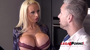 Busty double Busty sex crazed milf sophie anderson gets her tight ass daped by 3 cocks fs035