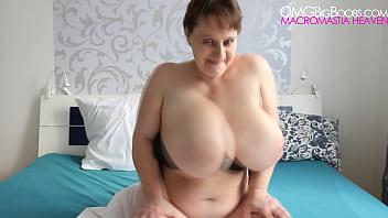 Big boobs amateur Kristy