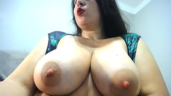 Hot naked bbw milf masturbate fat pussy in different positions for get orgasm!