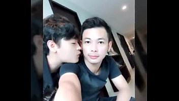 asian gay indonesian couple