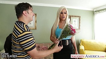 Sex teacher Bridgette B fucking