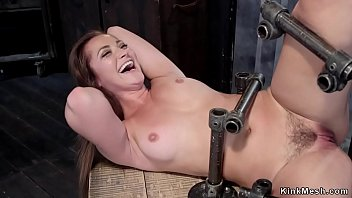 Hot ass bound sub spanked and whipped