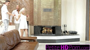 PetiteHDPorn - Bad Daughter Double Fucked And Anal thumbnail