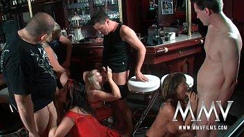 MMVFilms a massive German amateur orgy