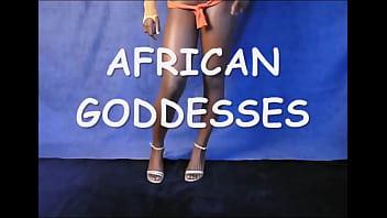 Black beauty perfect boobs