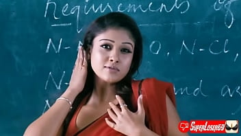 Dusky queen nayanthara in hot music video