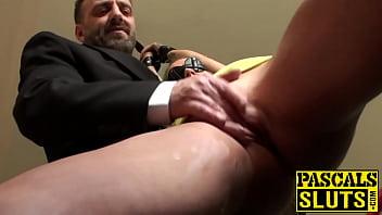 Alt slag Phoenix Madina jumps on maledom cock before facial