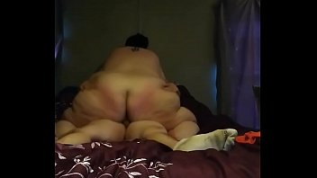 BBW riding a fat hard cock