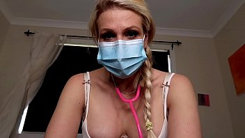 Full latex mask - Preview jessieleepierce.manyvids.com milked by doctor mommy medical fetish pov roleplay gloves surgical mask